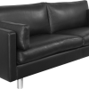 RM 147 sofa i læder