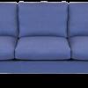 RM 43 sofa stof blå