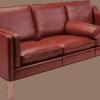 RM 44 lædersofa