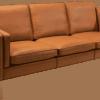 RM 44 sofa læder
