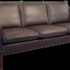RM 45 3 personers lædersofa
