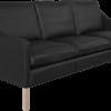 RM 45 læder sofa