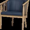 caddy stol i læder