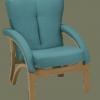 lav clio stol stof