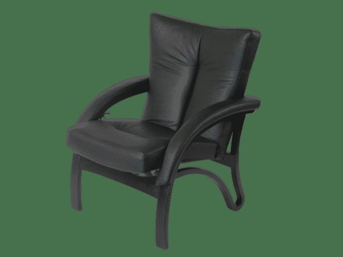 clio stol lav læder