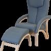 clio stol med skammel i stof