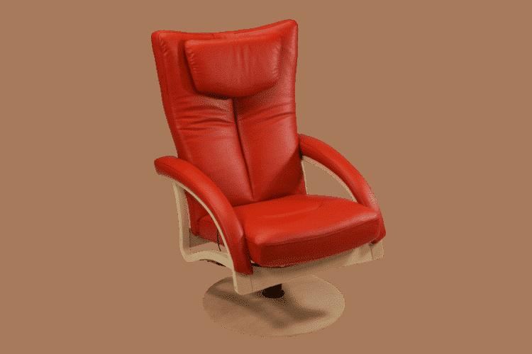 clio swing stol læder