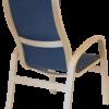 cosmo høj stol stof bagside