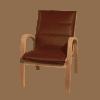 cosmo lav stol læder
