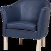 linea stol læder