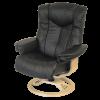 maxima large stol læder