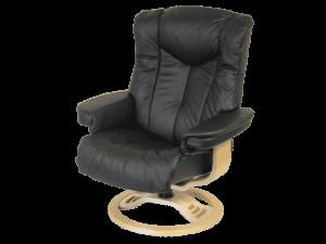 maxima medium stol læder
