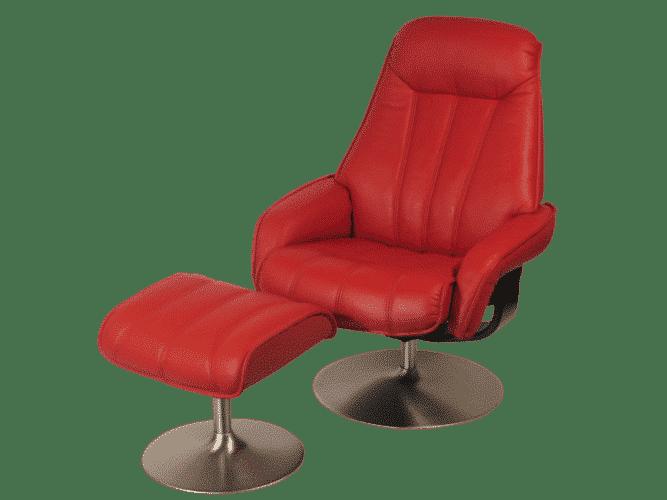 omega stol med skammel
