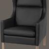 RM 45 stol høj