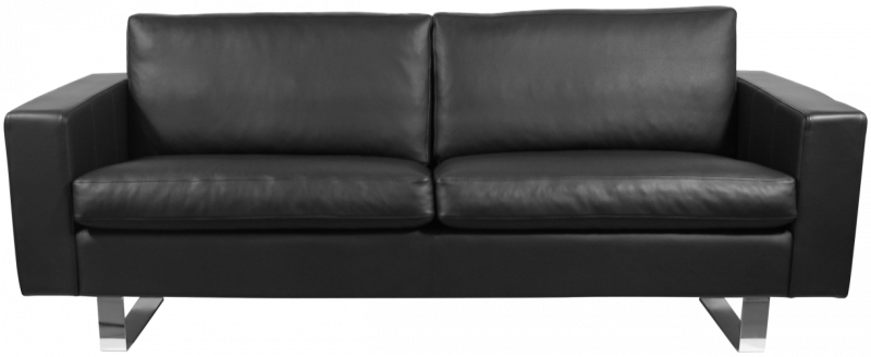 scala a11 sofa i læder