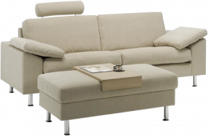 scala a4 sofa i stof