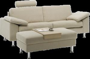 scala a4 sofa i stof