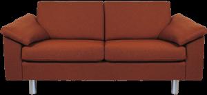scala a5 sofa i stof 2 personers