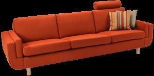 scala a9 sofa i stof