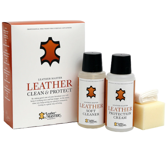 Leather master clean and protect