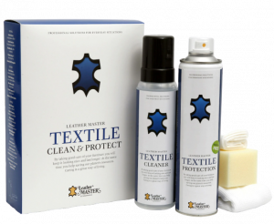 leather master textile clean and protect